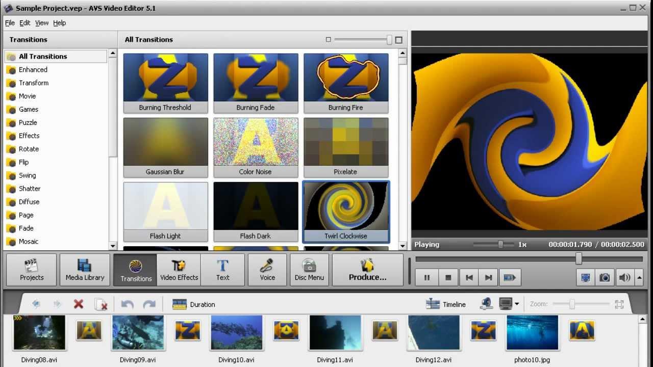 AVS Video Editor 9.4.1.360 Crack + Activation Key 2020 ...